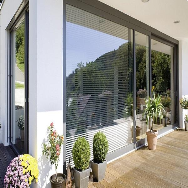 Cửa nhôm kính là lựa chọn hàng đầu trong các công trình xây dựng